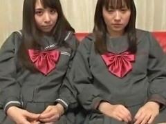 Horny Japanese Model Mika Osawa Yuka Osawa In Incredible Stockings Lesbian Jav Scene