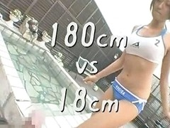 Cosplay Porn Tall Japanese Volleyball Player Asian Sex Part 3 Txxx Com