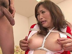 Deepthroat Is What Perverted Japanese Nympho Miyama Ranko Gives To Two Dudes Anysex Com Video