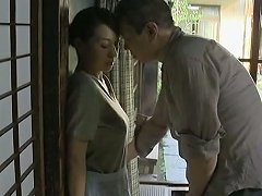 Japanese Housewife Seduced By Horny Neighbor Then Fucked