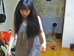 Korean Roommate 20years Old Couple